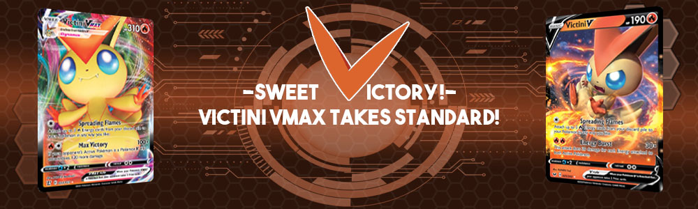 """Sweet Victory"" – Victini VMAX takes Standard!"
