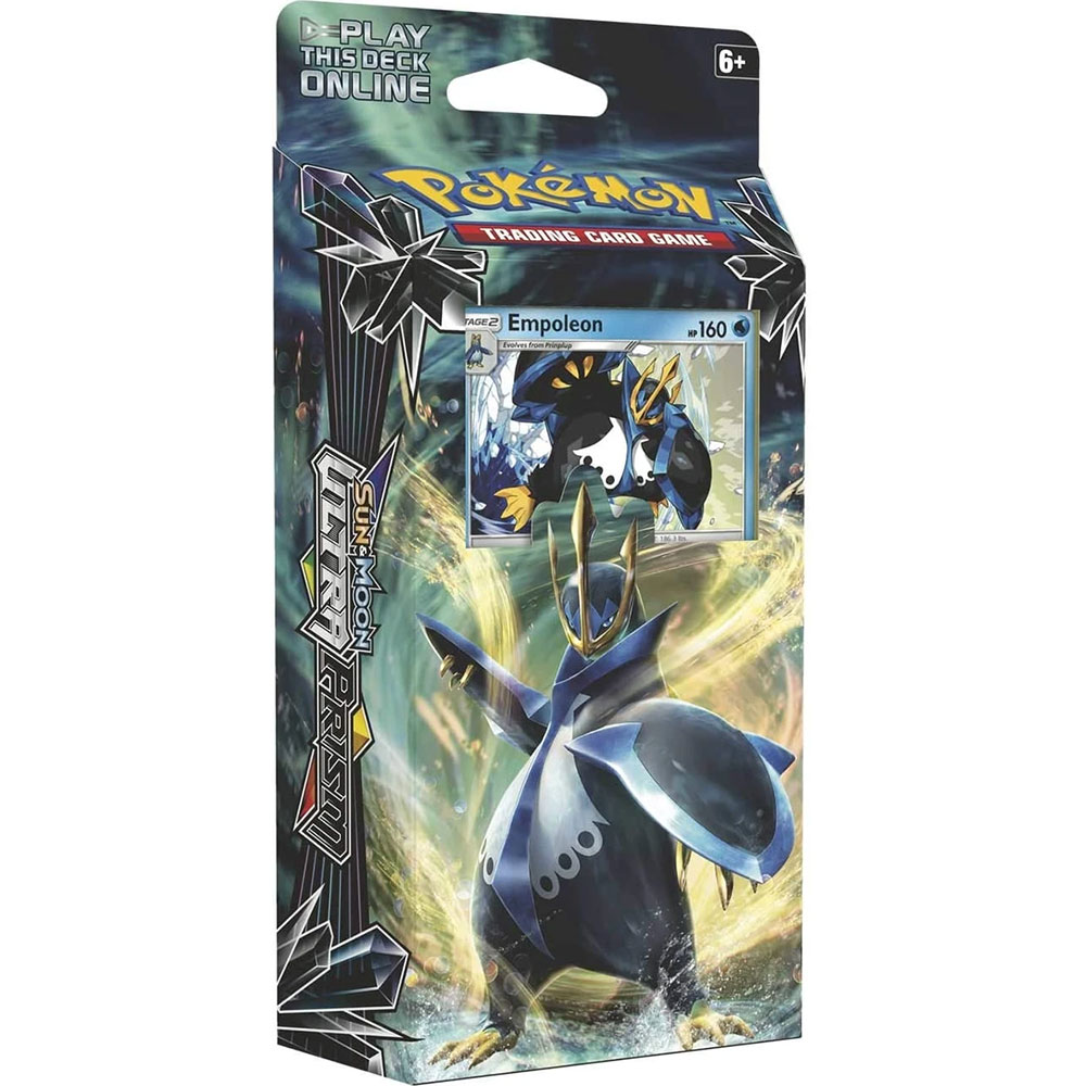 <b>Imperial Command Deck</b> - Pokemon TCG Online Codes