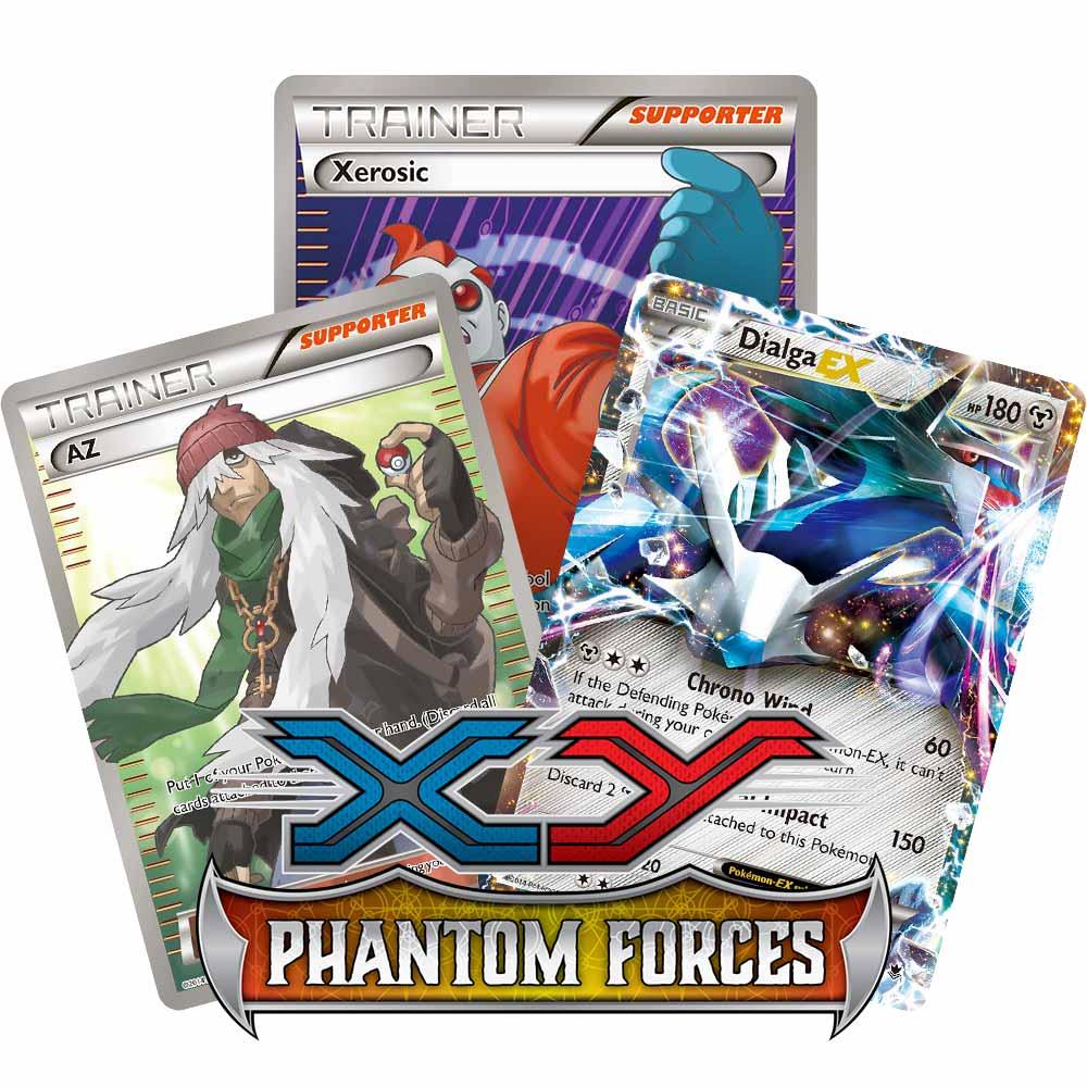 M Gengar EX Phantom Forces PTCGO Pokemon TCG Online