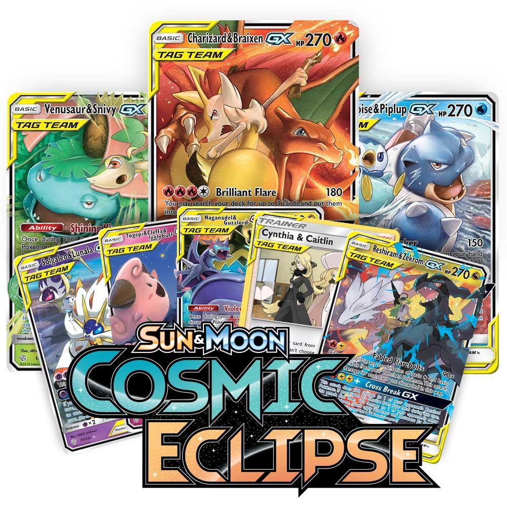 Pokemon Cosmic Eclipse PTCGO Code