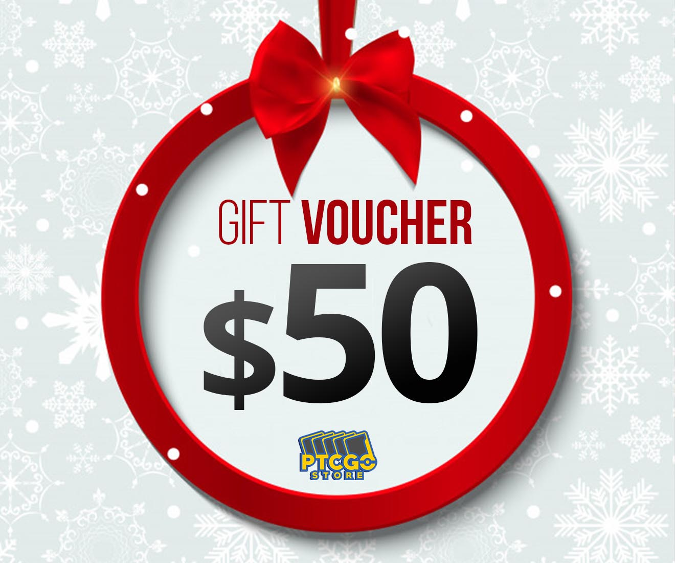 Gift voucher <b>$50.00 USD</b> for Pokemon TCG Online codes