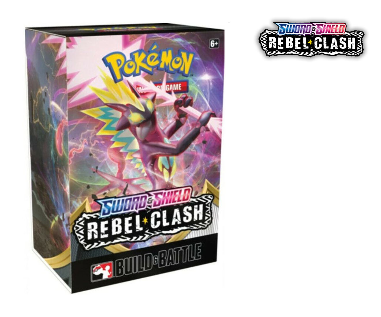 <b>Rebel Clash Prerelease Kit</b> - Pokemon TCGO Codes