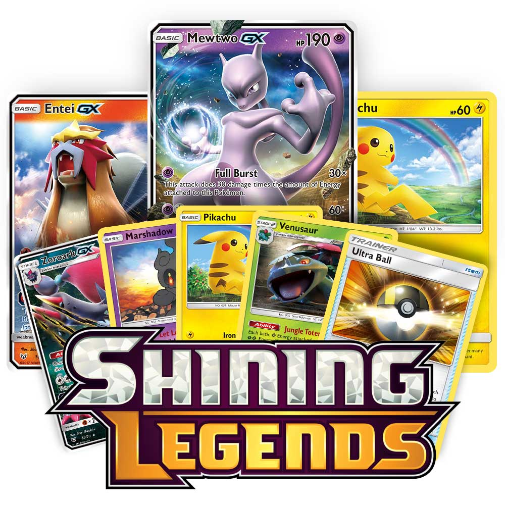 <b>Shining Legends</b> - PTCGO Codes