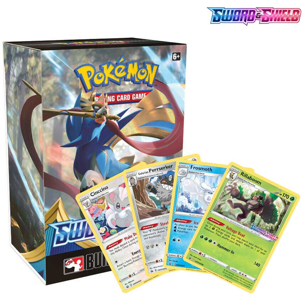 <b>Sword & Shield Prerelease Kit</b> - Pokemon TCGO Codes