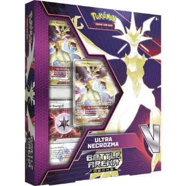 <b>Ultra Necrozma-GX</b>Battle Arena Deck - Pokemon TCG Online Codes
