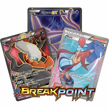 <b>Breakpoint</b> Booster Pack - XY - Pokemon TCG Online Codes