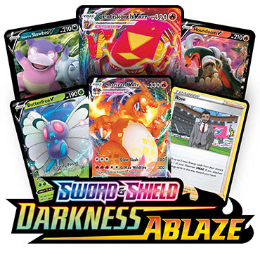 <b>Darkness Ablaze</b> - Pokemon TCGO Codes