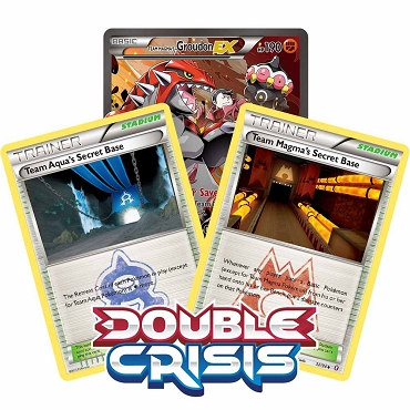<b>Double Crisis</b> - Pokemon TCGO Codes