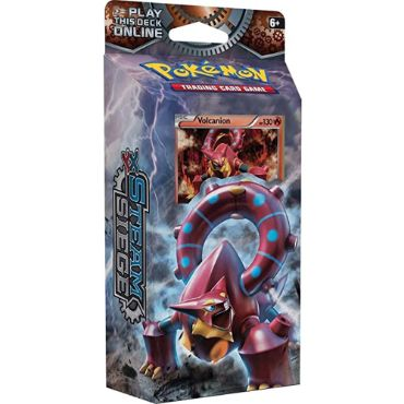 <b>Gears of Fire Theme Deck</b> - Pokemon TCGO Code