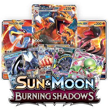 <b>Burning Shadows</b> - PTCGO Codes