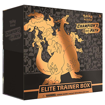 <b>Champion's Path ETB</b> - PTCGO Codes