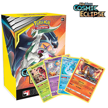<b>Cosmic Eclipse Prerelease Kit</b> - Pokemon TCG Codes