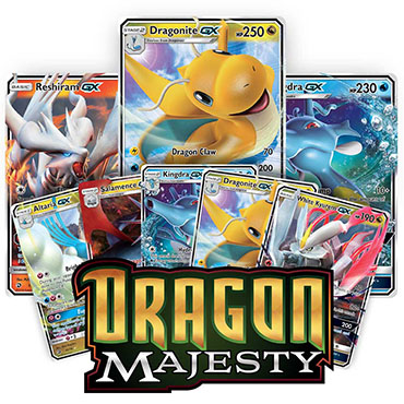 <b>Dragon Majesty</b> - PTCGO Codes