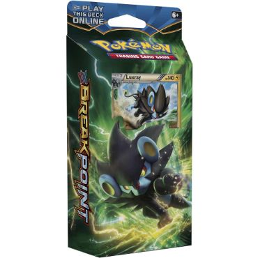 <b>Electric Eye Theme Deck</b> - Pokemon TCGO Code