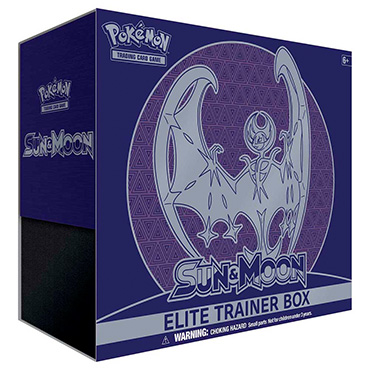 <b>Lunala ETB</b> - Pokemon TCG Codes