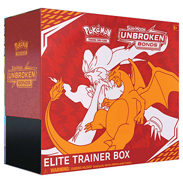 <b>Unbroken Bonds ETB</b> - Pokemon TCGO Codes