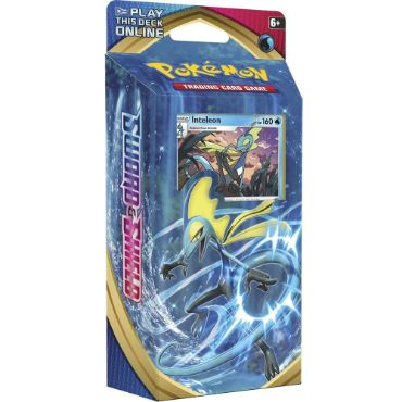 <b>Inteleon Theme Deck</b> - Pokemon TCG Online Codes