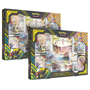 <b>TAG TEAM Powers Collection</b> - Pokemon TCG Code