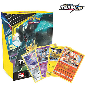 <b>Team Up Prerelease Kit</b> - Sun & Moon - Pokemon TCG Online Codes