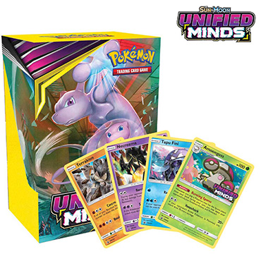 <b>Unified Minds Prerelease Kit</b> - Sun & Moon - Pokemon TCG Online Codes