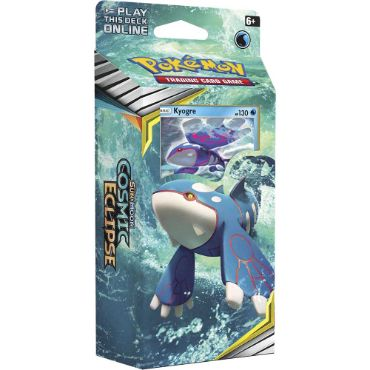 <b>Unseen Depths Theme Deck</b> - Cosmic Eclipse - Pokemon TCG Online Codes
