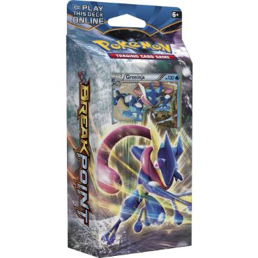 <b>Wave Slasher Theme Deck</b> - Pokemon TCG Code