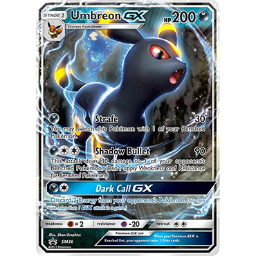 <b>Umbreon-GX</b> - Premium Collection - Pokemon TCG Code