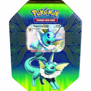 <b>Vaporeon-GX Deck</b> (you get 2x Vaporeon-GX Cards + Other) - Pokemon TCG Online Codes