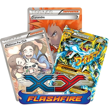 <b>Flashfire</b> - Pokemon TCGO Codes