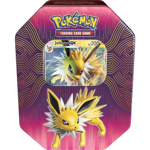 <b>Jolteon-GX Deck</b> (you 2x Jolteon-GX Cards + Other) - Pokemon TCG Online Codes