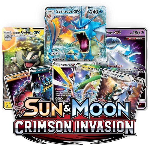<b>Crimson Invasion</b> - PTCGO Codes
