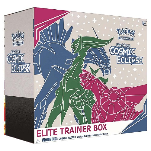 <b>Cosmic Eclipse ETB</b> - Pokemon TCG Codes
