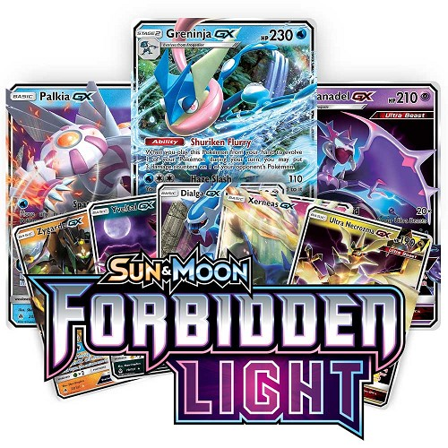 <b>Forbidden Light</b> - PTCGO Codes