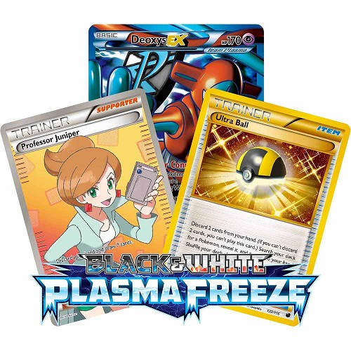 <b>Plasma Freeze</b> - Pokemon TCG Codes