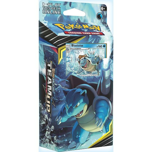 <b>Torrential Cannon Theme Deck</b> - Pokemon TCG Code