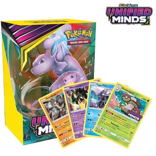 <b>Unified Minds Prerelease Kit</b> - Pokemon TCG Codes