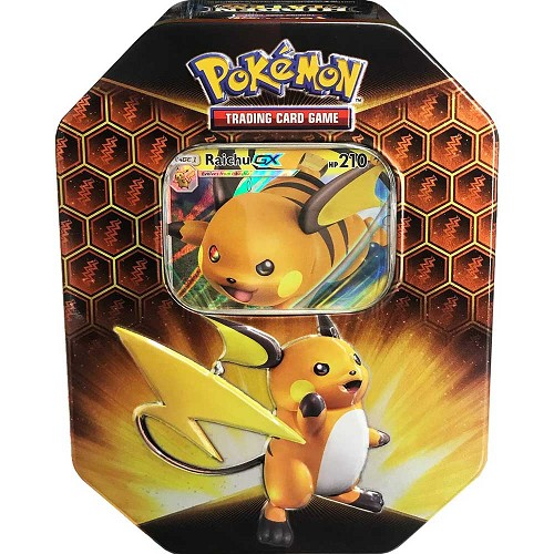 <b>Raichu-GX Deck</b> (you get 2x Raichu-GX Cards + Other) - Pokemon TCG Online Codes