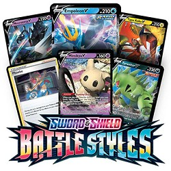 Battle Styles - PTCGO Codes