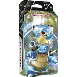 Blastoise V Battle Deck - TCG Code Cards