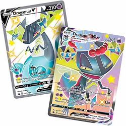 Dragapult V & Dragapult VMAX - Pokemon Codes
