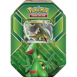<b>Overgrown Forest Deck</b> - Hoenn Power Tin: Sceptile EX - PTCGO Code