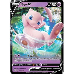 Mew V - Pokemon Code