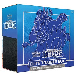 Battle Styles ETB - Rapid Strike Urshifu - Pokemon Code
