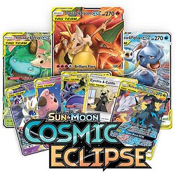 Cosmic Eclipse - PTCGO Codes