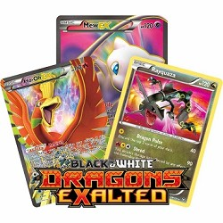 Dragons Exalted - Black & White - Pokemon TCG Codes