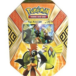 <b>Electric Mischief Deck</b> - Tapu Koko - Pokemon TCGO Code