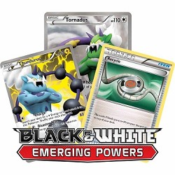 Emerging Powers - Pokemon TCG Codes