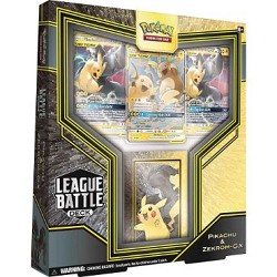 Pikachu & Zekrom-GX League Battle Deck - PTCGO Code