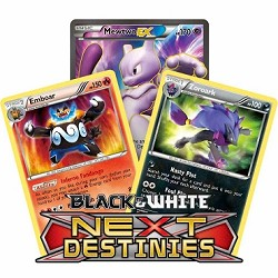 Next Destinies - Pokemon TCG Codes