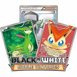 Noble Victories - Pokemon TCG Codes